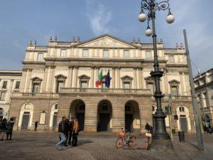 オペラの殿堂 ミラノのスカラ座